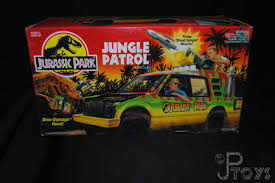 jurassic park jeep instructions jp toys