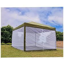 Gazebo Screen House by Outdoor Metal Gazebo Screen Houses Pergola Design Ideas