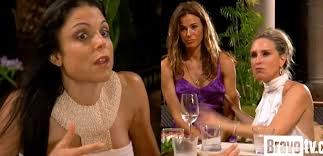 the biggest u0027real housewives u0027 fights ever a definitive ranking