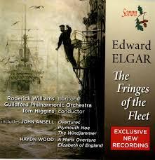 elgar the fringes of the fleet cd download somm recordings
