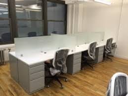 White Laminate Desk New York Discount Office Furniture New White Or Cherry Laminate