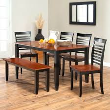 rustic bench seat dining table benches for round dining tables