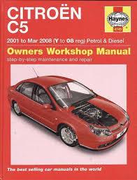 what is the best auto repair manual 2001 mazda miata mx 5 engine control citroen c5 2001 2008 petrol diesel workshop manual