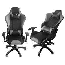 chaise de bureau racing mctech chaise de bureau fauteuil de bureau racing sport