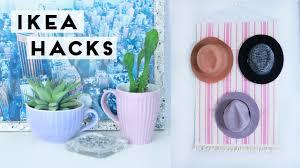 ikea hacks and diy room decor and home decoration ideas youtube