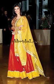 mehndi dresses pakistani wedding dressess party dresses