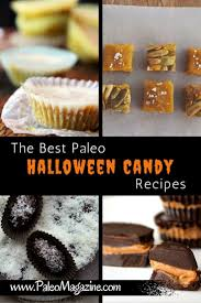 47 gooey and chewy paleo halloween candy recipes