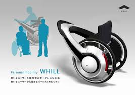 Mobi Electric Folding Wheelchair By by