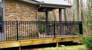Railings and Patio Enclosures in Cincinnati OH and Northern Kentucky