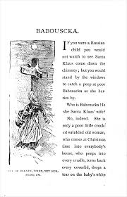 babouscka russian christmas story family christmas