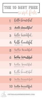 best 25 best fonts ideas on free fonts best