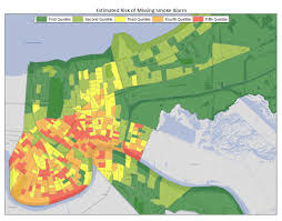 Map Of Areas To Avoid In New Orleans by New Orleans Develops Data Intensive Predictive Fire Risk Model