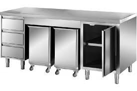 meuble de cuisine inox meuble inox cuisine tiroir commode avec portes et thoigian info