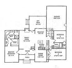 4 bedroom split floor plan ranch home floor plans 4 bedroom split bedrooms with 2018 enchanting