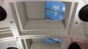 skylight window blinds ideas uk youtube