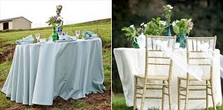 Wedding Table Clothes Wedding Tablecloths Linens The 1 Planning Tool Emmaline