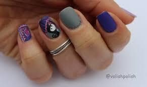Music Nail Art Design Preslatki Santoro Nail Art Cute Santoro Nail Art Design