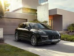 porsche suv in india 2015 detroit auto 2016 porsche cayenne turbo s revealed
