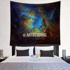Wall Art Home Decor Galaxy Tapestry Nebula Wall Tapestry Space Tapestry Wall