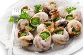 escargot cuisiné recette escargots au beurre d herbes à la bourguignonne