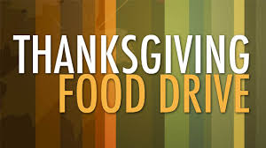 program thanksgiving food drive seven in the city