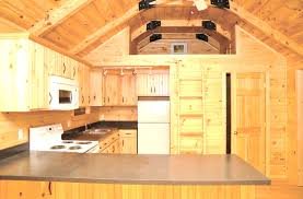 pine creek cabin kitchen mini house stuff pinterest beautiful shed