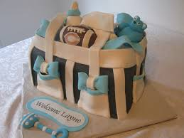 baby shower cakes for boy 11 bag cakes for boys photo bag baby shower cakes