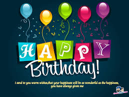Happy Birthday Wishes For Wall Birthday Images Wallpapers Happy Birthday Pinterest Birthday