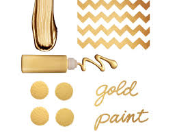 8 diy projects using gold paint hgtv