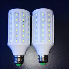 2pcs e27 24w 6500k 110v 240v led corn bulb light photo studio bulbs photography daylight