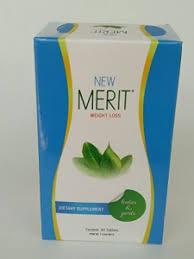 Jamu Pelangsing Merit merit tablets review