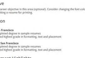 Resume Builder Lifehacker Resume Resume Builders Important Resume Builder Lifehacker