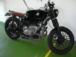 bmw workshop crb 105 cafe racer bikes taller motos bmw r65 estilo cafe