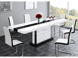 White Gloss Extendable Dining Table Youclassify Page 40 White Extendable Dining Table And Chairs