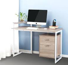 solid wood writing desk with hutch white computer desk with hutch medium size of white desk with hutch