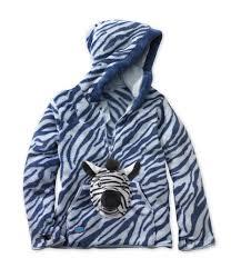 zebra with zebra print hoodie hoodiepet