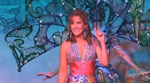 mermaid voice jodi benson sings disneyland resort