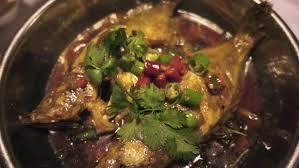 chou cuisine chou gui yu pickling spicy fish hunan cuisine 4k stock footage