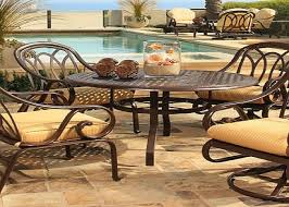 Metal Patio Furniture by The Best Cushions For Metal Patio Furniture Outside Furniture