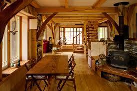 timber frame home interiors the humble abode