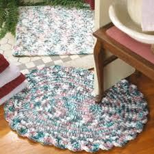 Easy Crochet Oval Rug Pattern 106 Best Crochet Rugs Images On Pinterest Crochet Rug Patterns