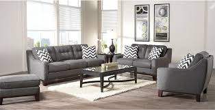 Awesome Gray Living Room Furniture Sets Photos Amazing Design - Gray living room furniture sets