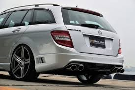 mercedes c class coupe tuning mercedes c class tuning pictures