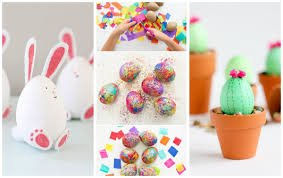 Easter Egg To Decorate by Easter Craft Ideas 17 Cute Easy Ways To Decorate Easter Eggs At Home