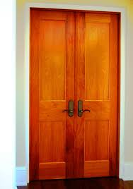 Red Oak Interior Door by Doors Pegg Whitney Woodworks