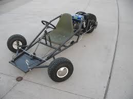homemade truck go kart scorpion three wheeled go kart plans