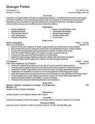 Best Engineering Resume Template Resume Exle Engineer Quality Assurance Cv Test Engineer Cv