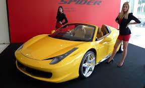 Ferrari 458 Spider - ferrari 458 spider launched u2013 pricing starts from rm1 9 mil image