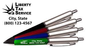liberty tax king pen promo
