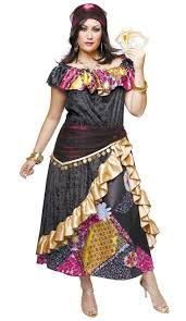 Curvacious Gypsy Halloween Costume 17 Best Images About Plus Size